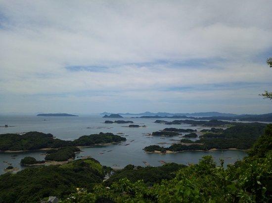Sasebo, Jepang: 九十九島