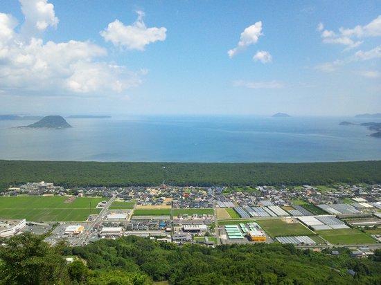 Karatsu, Japón: 写真より実際の方が綺麗