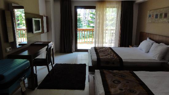 Voyage Belek Golf & Spa: Chambre