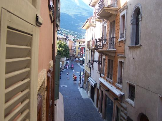 Hotel Modena: View from window