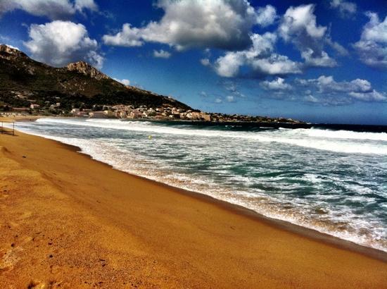algajola - la plage