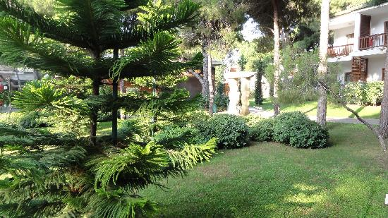 Voyage Belek Golf & Spa: Jardins et Habitations