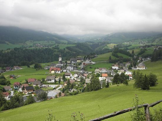 Restaurant-Pension-Heimathaus: Panorama