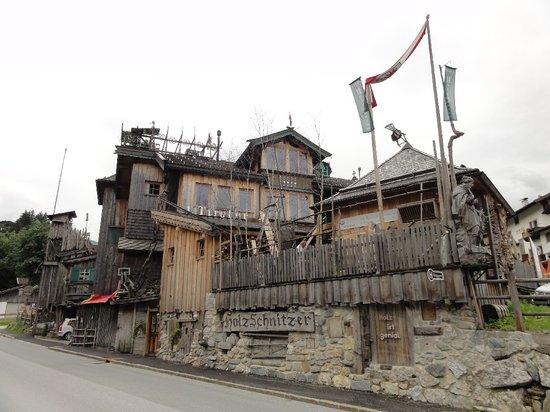 1. Tiroler Holzmuseum