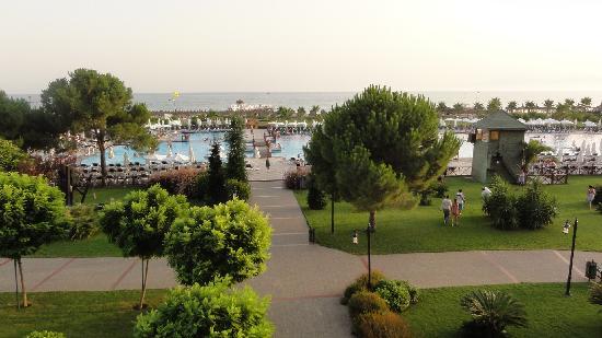 Voyage Belek Golf & Spa: Jardins