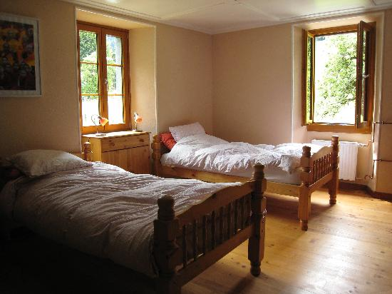 B&B Heidi's Guesthouse : chambre double