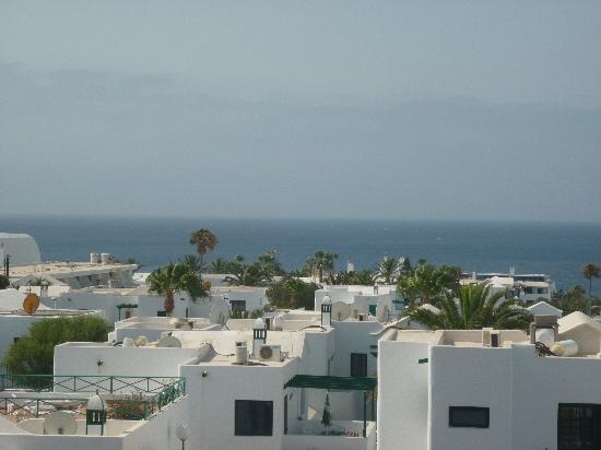 Club Las Calas: View from our balcony