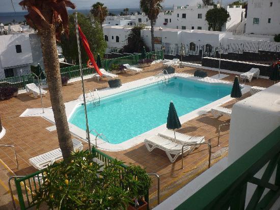 Club Las Calas: Overlooking the pool at Mimosa