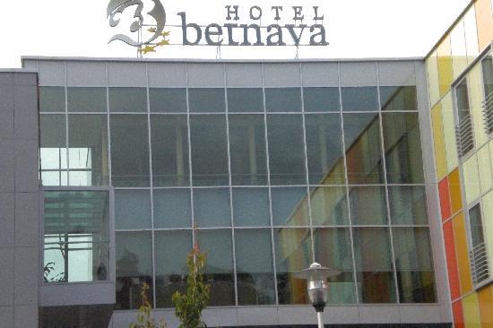 Betnava Hotel: Entrata