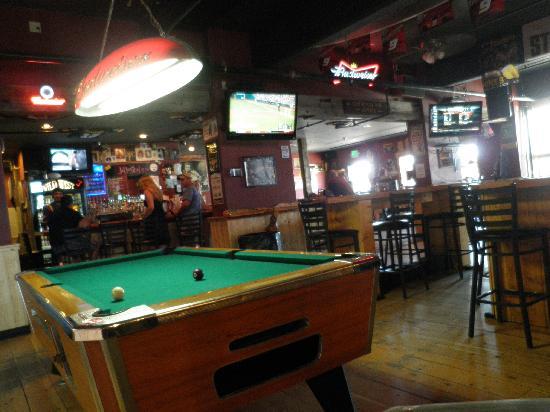 Wild West Pizzeria : The Saloon