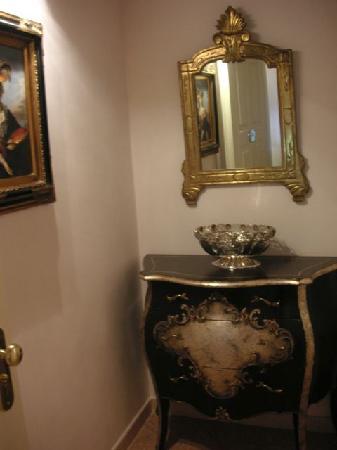 Il Sogno di Giulietta: Hall in our room