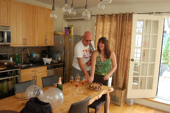 East Village Apartments: 25th Wedding  Anniversary