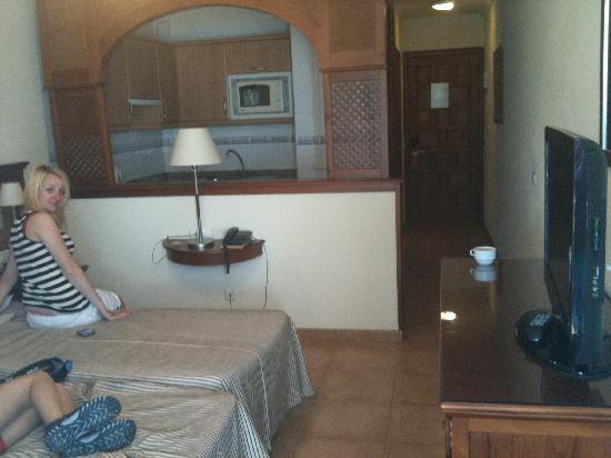 Colon II Apartments : Studio