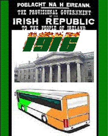 1916 Easter Rising Coach Tour