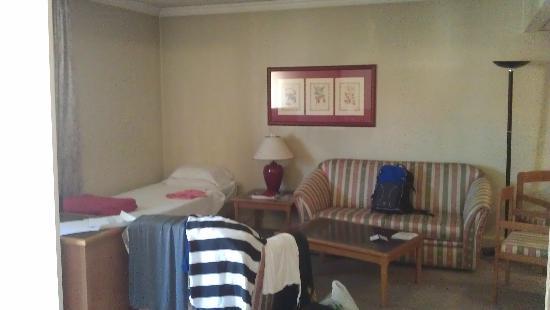 VIP Executive Marques Aparthotel: andra halvan