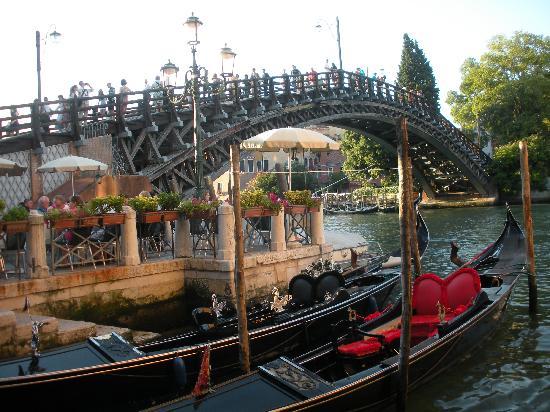 Ponte dell'Accademia : pont de l'accademia