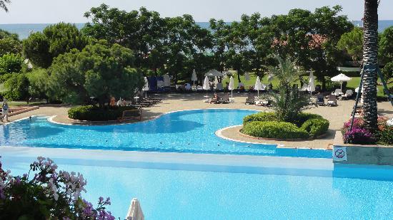 Gloria Verde Resort: Piscine