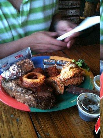 Toucan's Restaurant: Das Essen