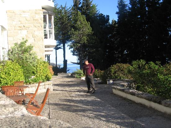 La Cascada Hotel: terrazas