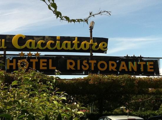 Orbetello, Italia: Sull'Aurelia. Cucina spettacolare maremmana e tanta simpatia toscana!
