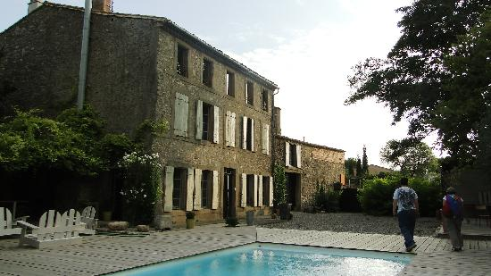 Le Prieure Saint Louis : Property