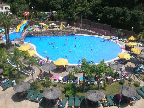 Rosamar Garden Resort: piscines