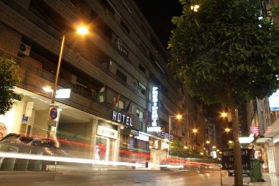 Hotel Presidente: Hotel noche