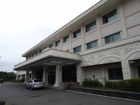 Hotel Hana: il davanti dell'albergo