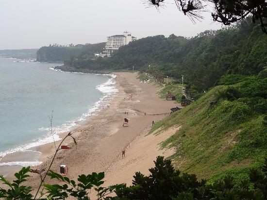 Hotel Hana: Jungmun beach