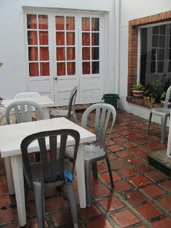 A Mi Refugio: Patio