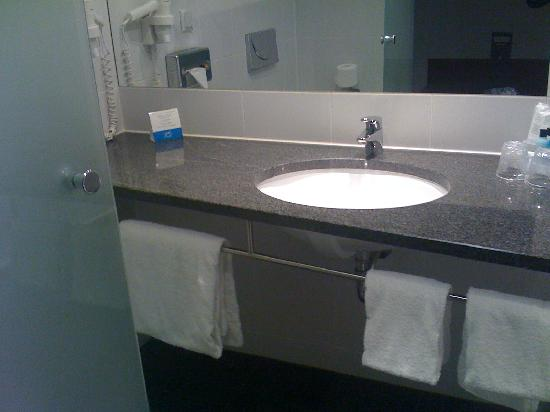 Amrath Grand Hotel Frans Hals: Bathroom