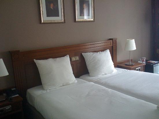 Amrath Grand Hotel Frans Hals: Beds