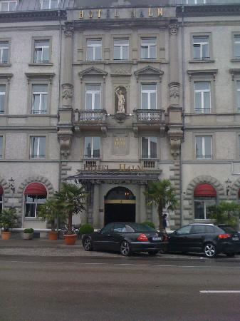 Hotel Halm Konstanz: Lovely front of the hotel
