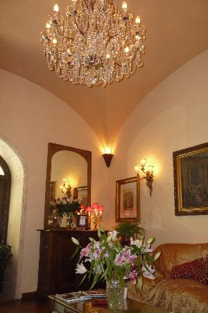 Boutique Hotel Campo de Fiori: Lobby