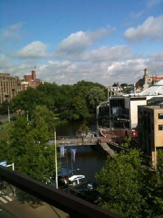 Park Hotel Amsterdam: view from room