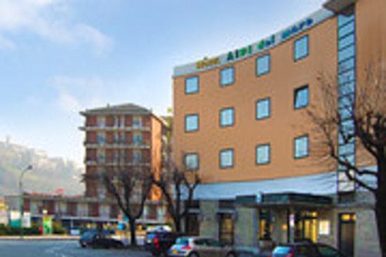 Hotel Ristorante Alpi del mare
