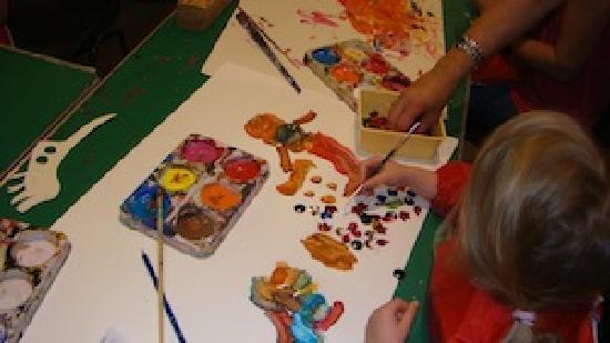 Creative workshops at aspex
