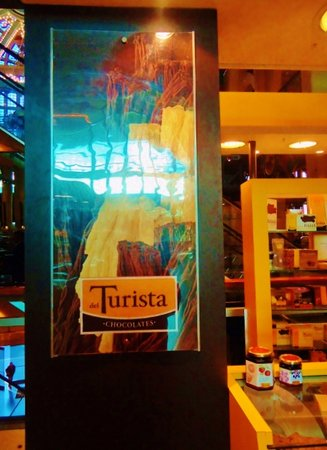 Chocolate del Turista ,Abasto Shopping