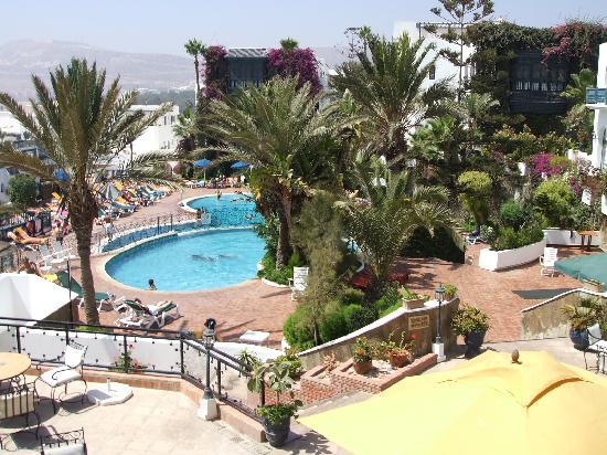 Ryad Mogador Al Madina: The Hotel