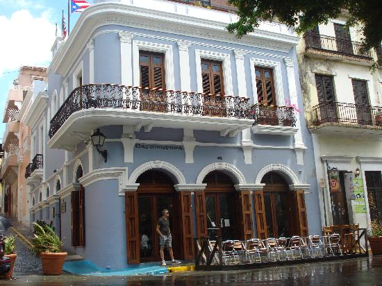 San Juan, Puerto Rico: the best coffee