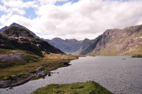 Misty Isle Boat Trips: The Black Cuillins from Loch Coruisk