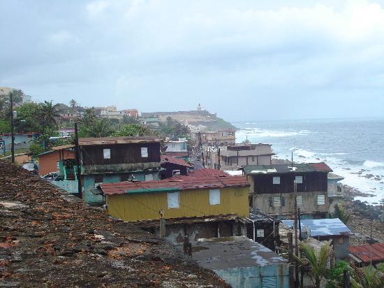 San Juan, Puerto Rico: La Perla