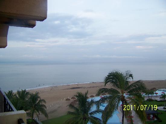 Sunscape Puerto Vallarta Resort & Spa: View from the balcony