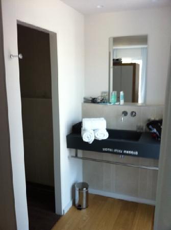 Hotel Itsas Mendia : salle de bain