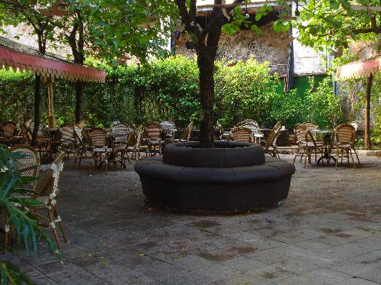 Cafe La Princesa, Old San Juan