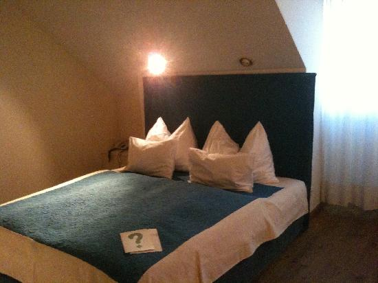 Romantik Hotel GMACHL: Schlafzimmer