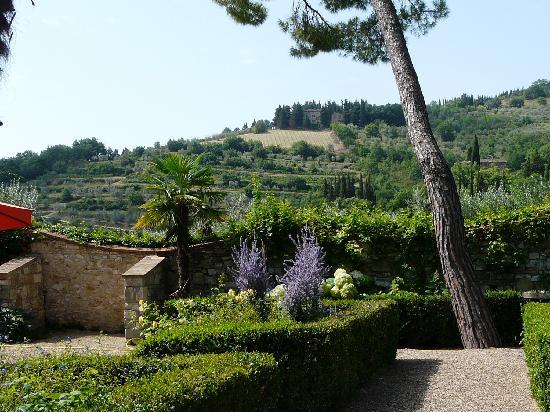 Villa Bordoni: View from the room