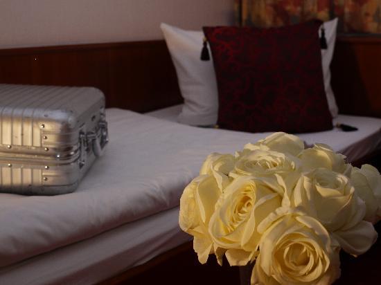 Mintarder Wasserbahnhof: Hotelzimmer
