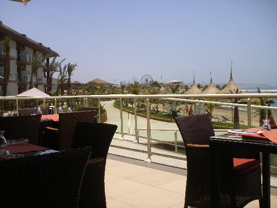 Terrou-Bi : Terrase bar