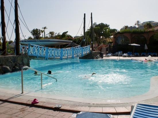 Caybeach Princess: good pool area